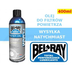 BEL-RAY olej do fitra powietrza Foam Filter Oil 400ml